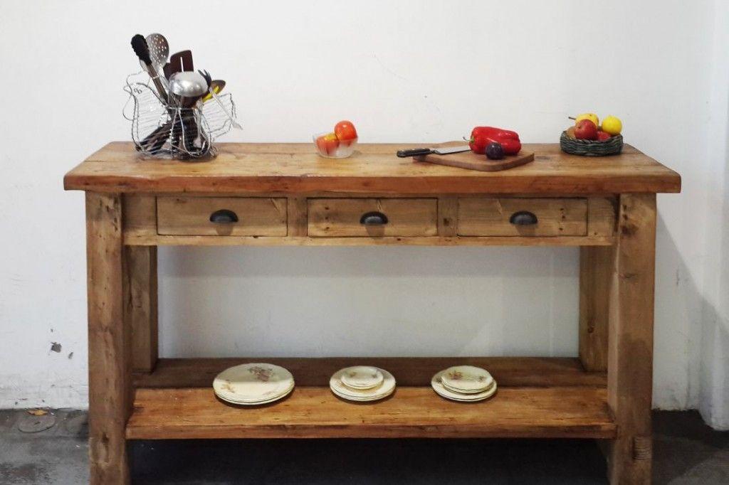 20150312_153429   ISLAS DE COCINA by antigua madera   Pinterest ...
