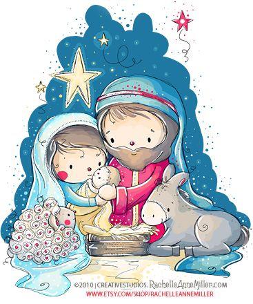 Nacimiento Dibujo De Navidad Tarjetas Feliz Navidad Navidad