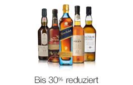 Whisky, Rum, Gin