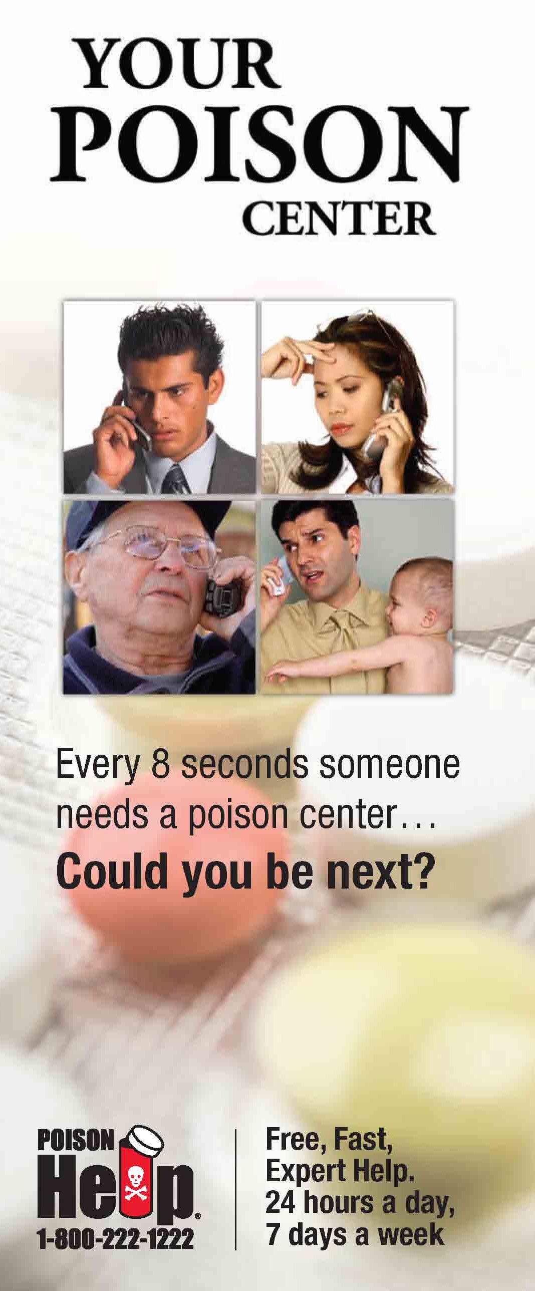 U.S. Poison Center Hotline 8002221222. For more info on