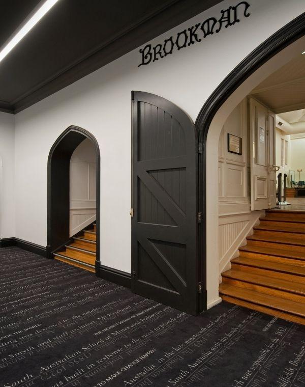Ege Carpets   Brookman Building Unisa   Abeo Design Adelaide