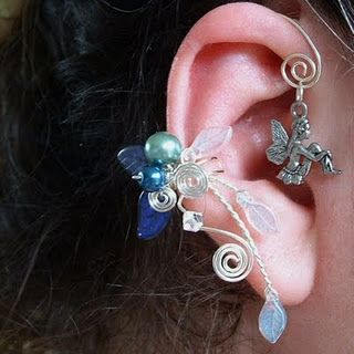 Elven Inspirations - Ear Cuffs and Ear Wraps