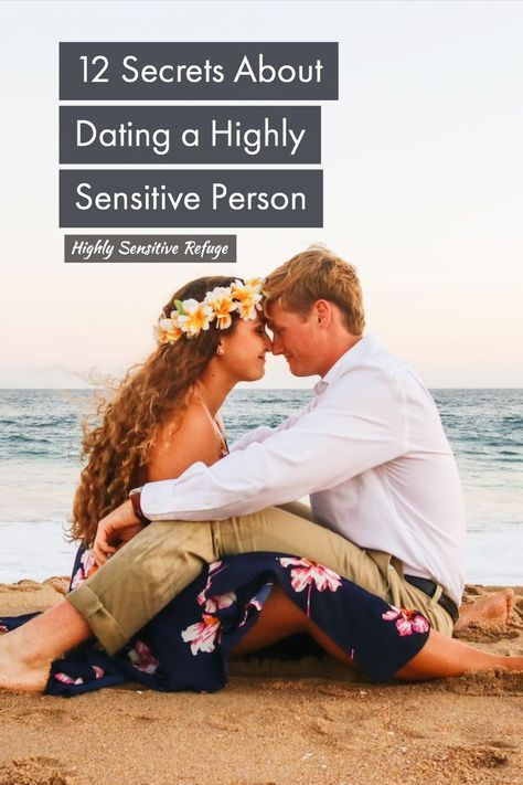 dating app for highly sensitive persons