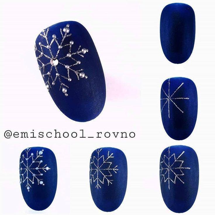 Repost @emischool_rovno      Flea market Nail-master     make up #onglesnoel2019