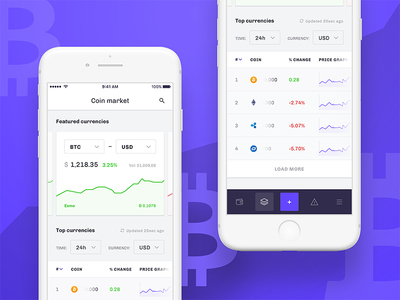 Ios app cryptocurrency tracker