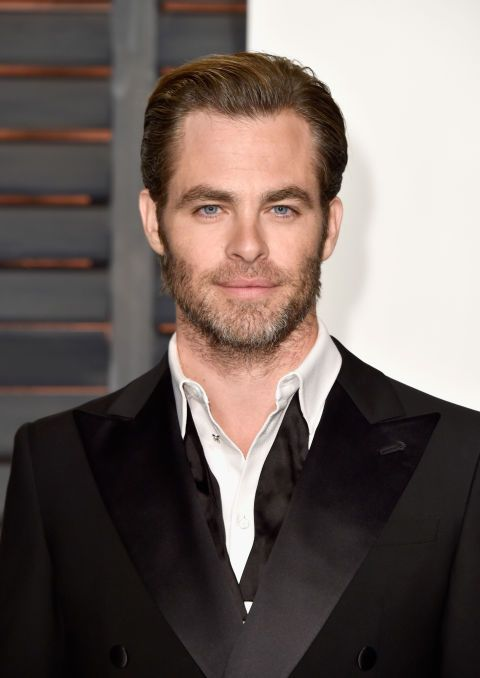 Dornan may not be leaving (phew), but just imagine these 10 guys, including Chris Pine, as your new Christian. Swoon.
