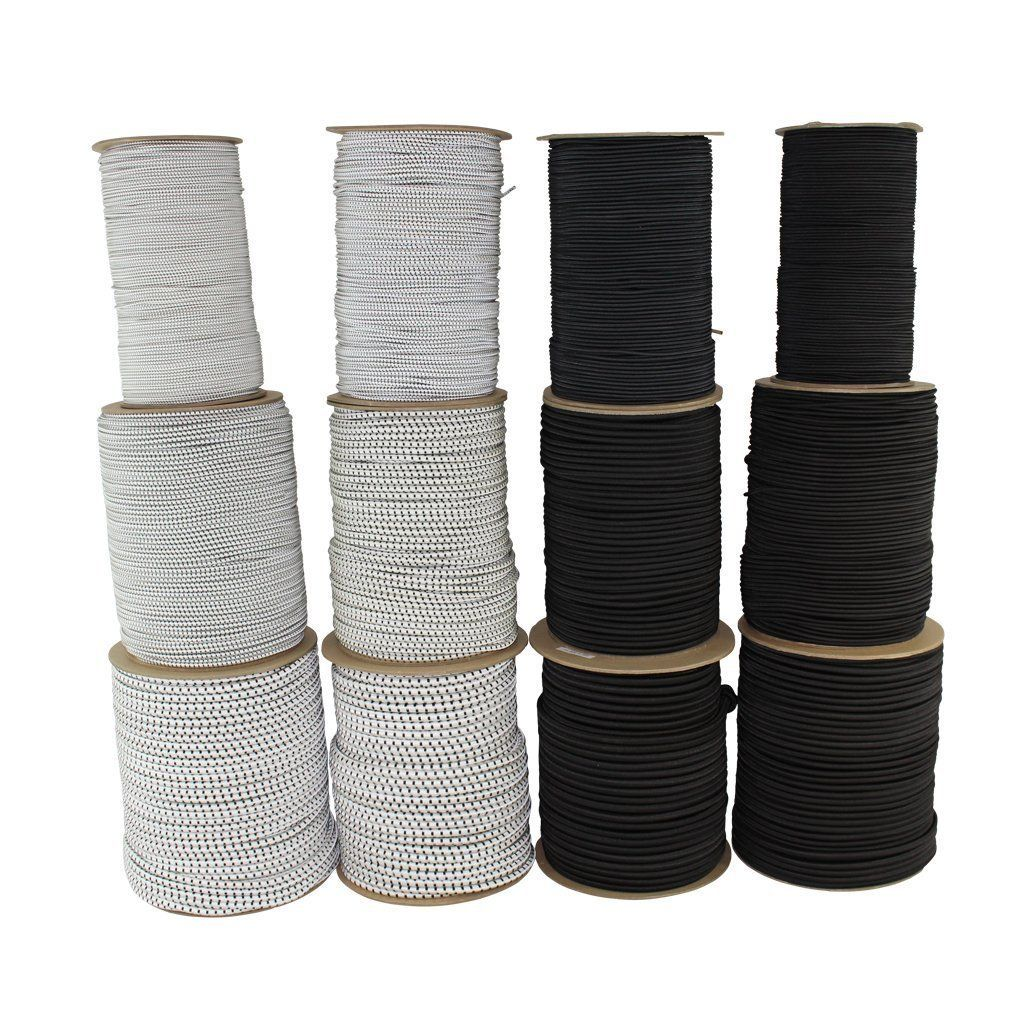 Polypropylene Shock Cord In 2020 Shock Cord Elastic Rope Paracord Survival