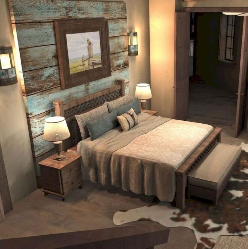 45 Admirable Farmhouse Bedroom Ideas Which Gives Comfort Of Your Sleep Carolanne News Rustic Master Bedroom Remodel Bedroom Farmhouse Master Bedroom