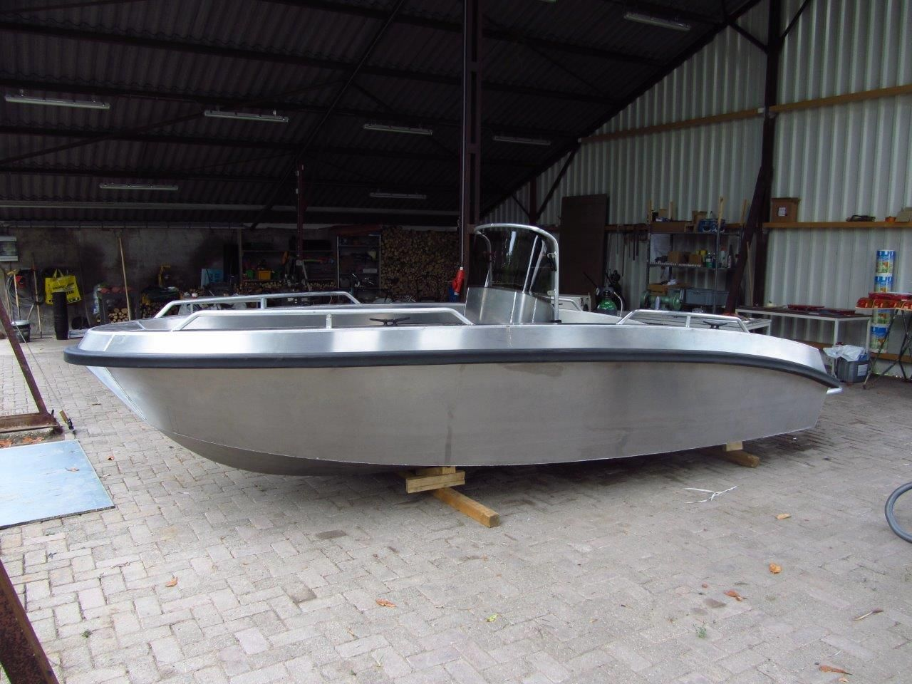 Home built jet dinghy s from new zealand boat design forums - Boat Trim Tabs Http Www Boatpartsandsupplies Com Boattrimtabs