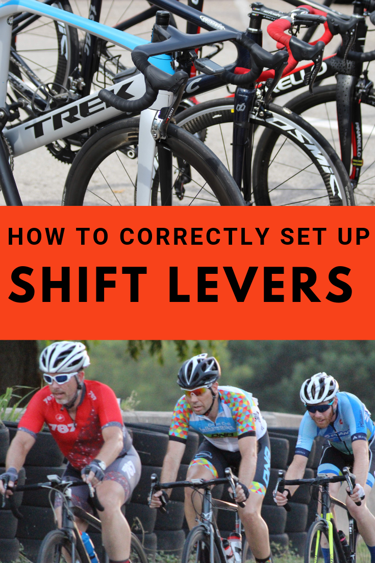 How To Set Up Your Road Bike Brake And Shift Levers Correctly