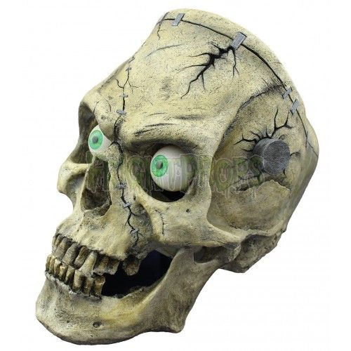 halloween magic talking skull - Talking Skull Halloween