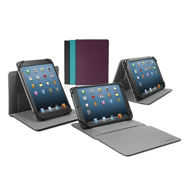 Leather Case with 3-way Stand for iPad® mini Tablet