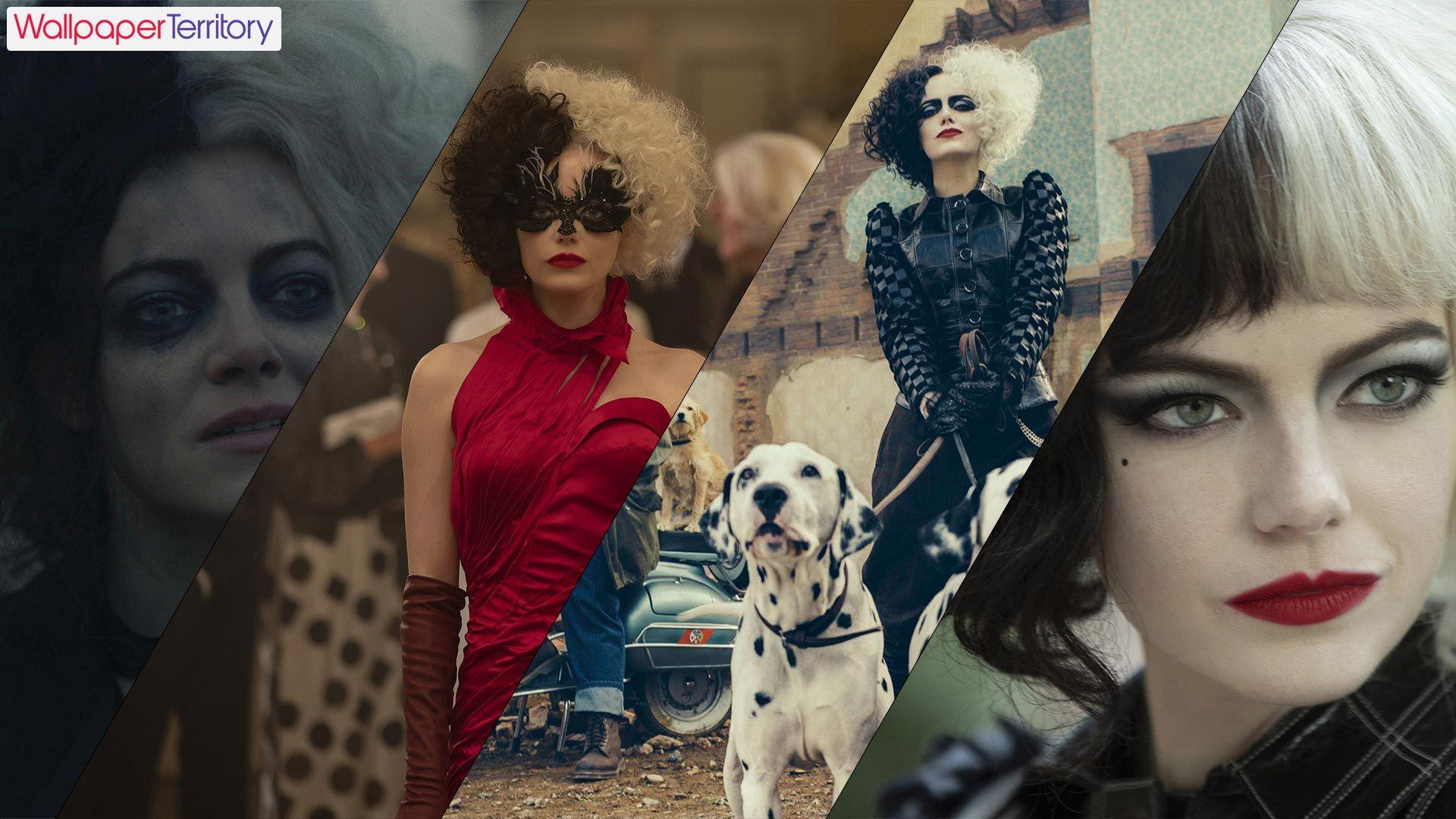 Cruella 2021 Movie Wallpapers HD to 4K - Wallpaper Territory
