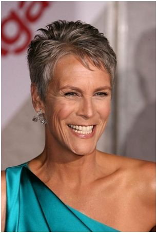 Hairstyles For Women Over 60 Jamie Lee Curtis Jamie Lee Curtis Hair Jamie Lee Curtis Haircut Hairstyle