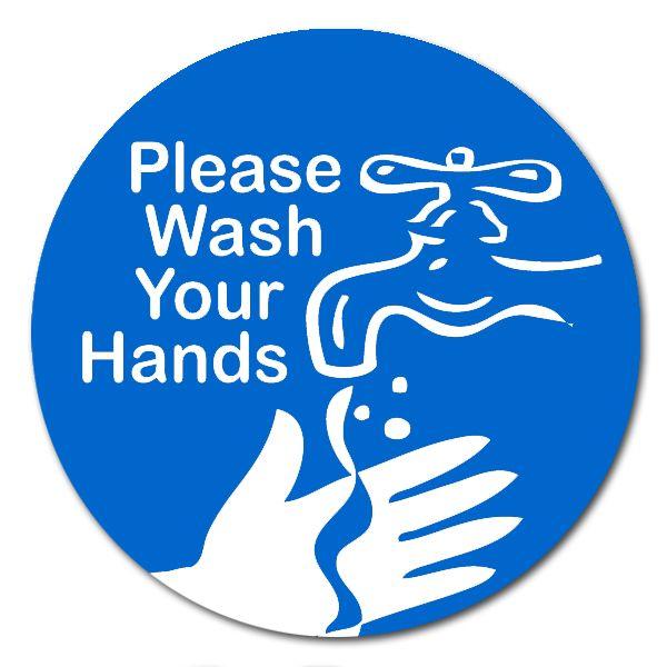 Washyourhandsclipart Please Wash Your Hands Sign Hospital