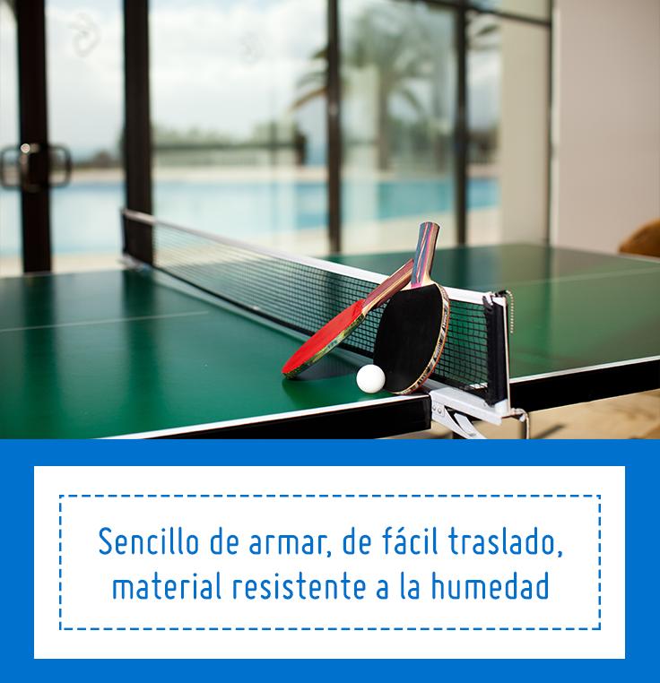 El Ping-Pong es uno de los juegos más famosos y recreativos que existen. Ten en cuenta los siguientes factores a la hora de elegir una buena mesa. #Sodimac #Homecenter #SodimacHomecenter