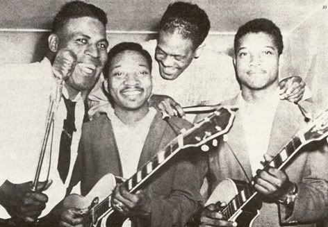 Howlin' Wolf, Jody Williams, Earl Phillips, Hubert Sumlin