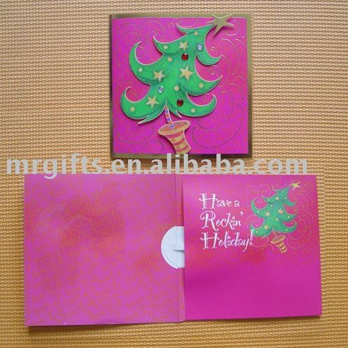 Music greeting card voice recording greeting card christmas card music greeting card voice recording greeting card christmas card m4hsunfo