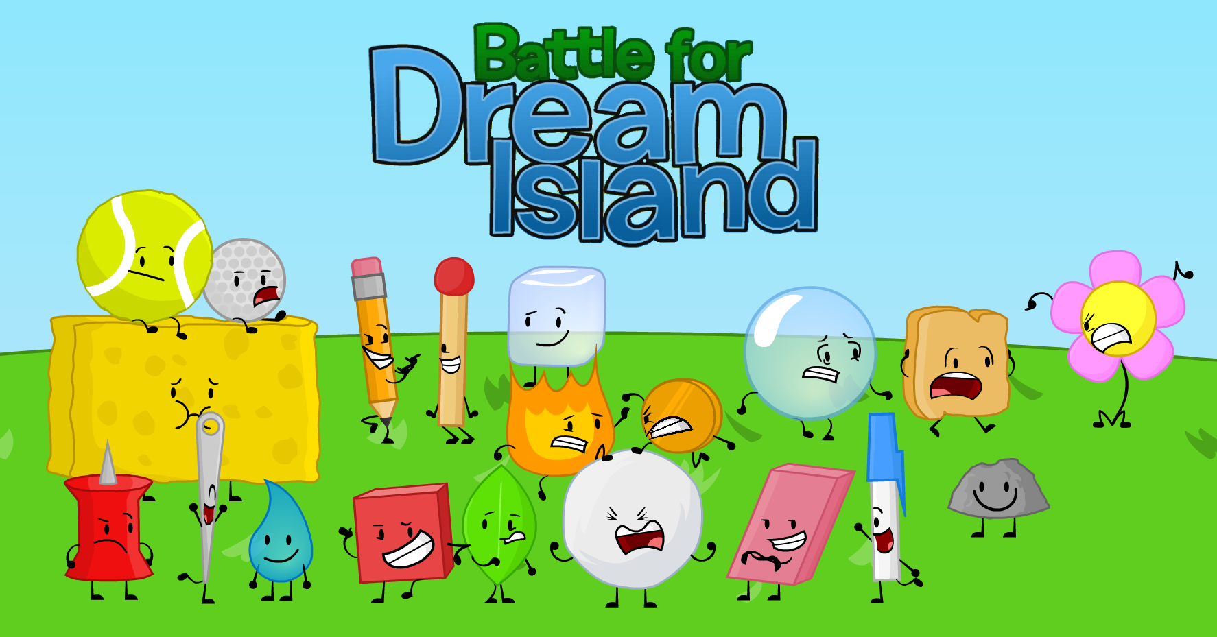 Bfdi Wallpaper For Your Pc