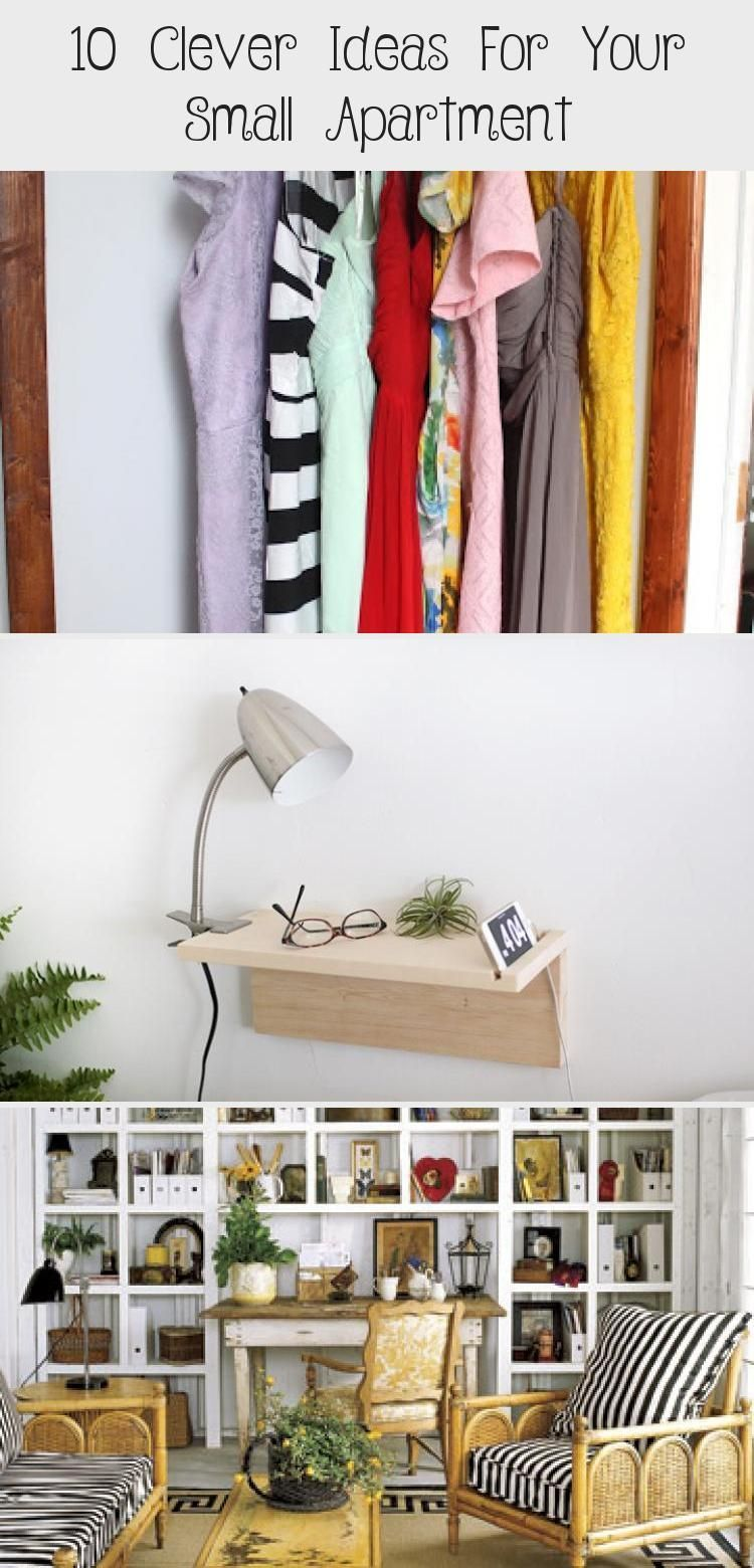 These small space hacks are sure to make life in your ...