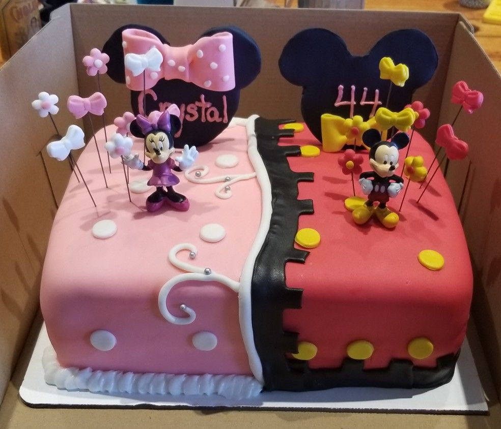 mickey mouse cake pan party city