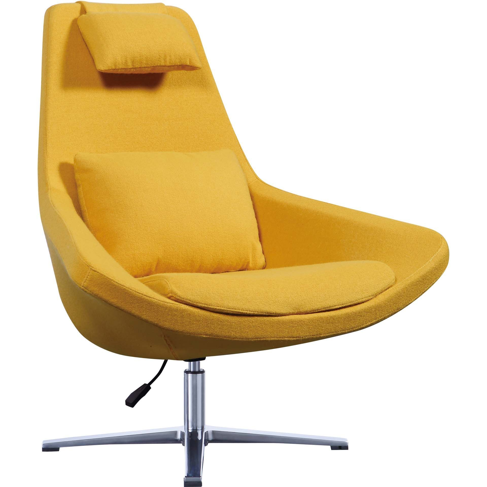 Relaxsessel Ruby Gelb Relaxsessel Sessel Relaxen