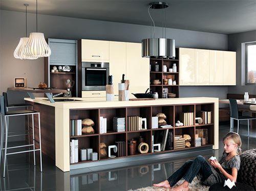 cuisine tendance 2013 6 small modern kitchens custom kitchens design kitchen remodel on outdoor kitchen ytong id=58505