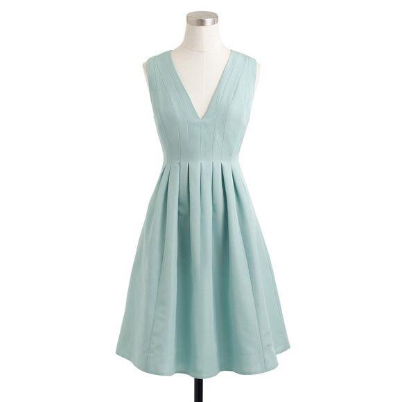 Selling this J. Crew Sophie Sea Spray Bridesmaid Dress on Poshmark ...