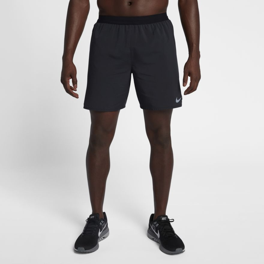 hot sale online abe18 6e640 Nike Men s Distance 7   Running Shorts NEW 892913 010 Black Size XL  Nike   Athletic