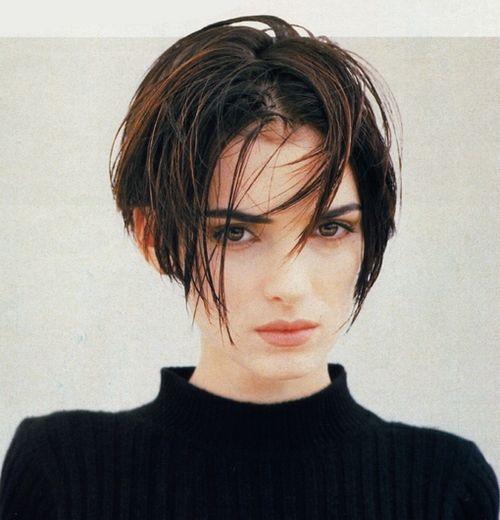 Winona Forever Winona Ryder 90s 90s Style Via Stylinglikeitsthe90s Winona Ryder Winona Forever Hair Styles