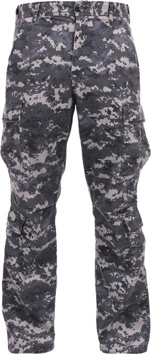 f2ebc216253e1 $35 | Subdued Urban Digital Camouflage Vintage Military Paratrooper BDU  Pants | Army Universe