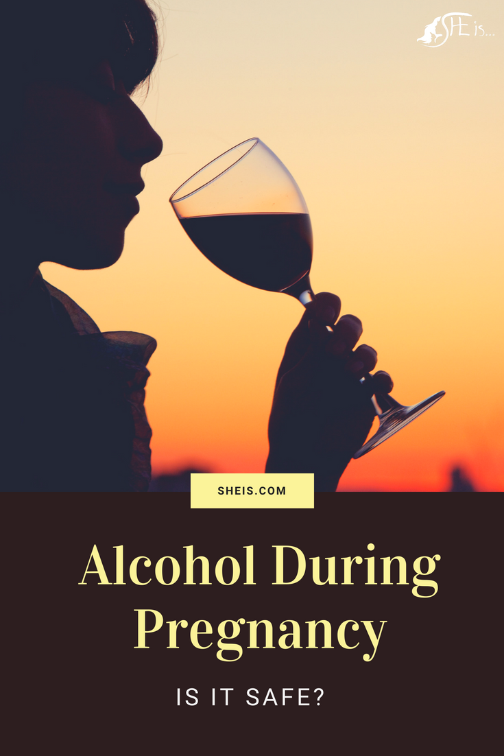 cheers  alcohol during pregnancy is it safe to drink