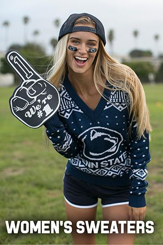 College Apparel For Women