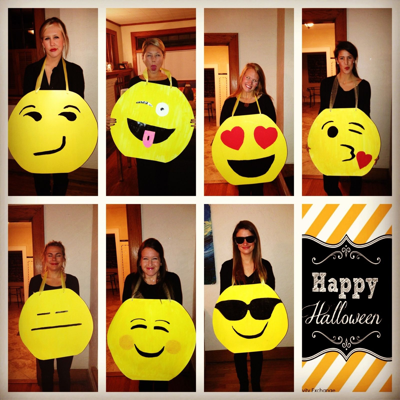 Emojis! Halloween costume | Things I Love | Pinterest | Emojis ...