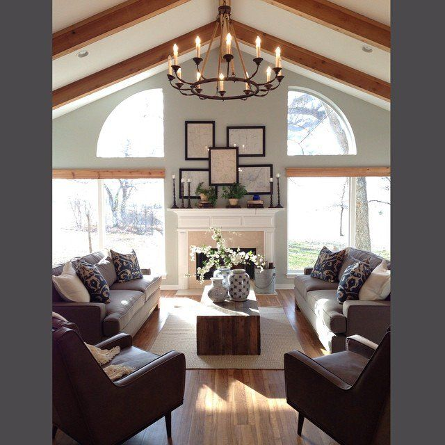 You get tingly over old maps joanna gaines hgtv and for Living room designs by joanna gaines
