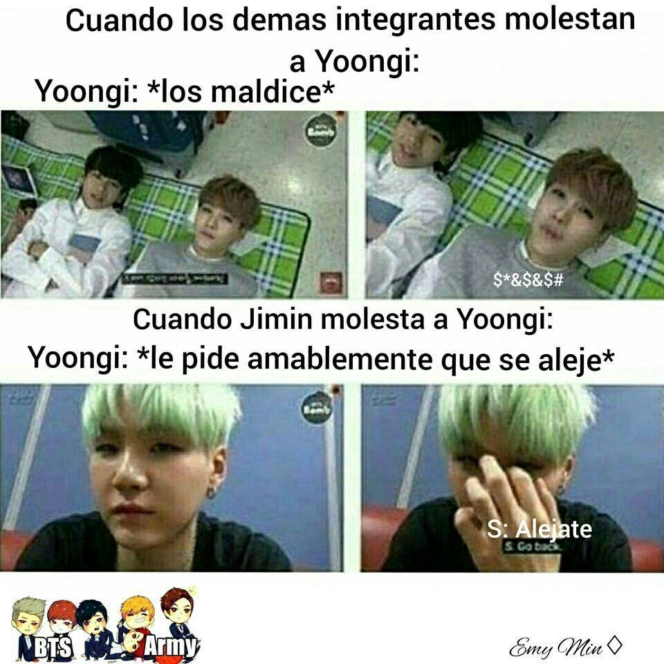 Bts Memes En Espanol Yoonmin Mas Real Que Tu Mismo Bts Memes Bts Memes Caras Yoonmin