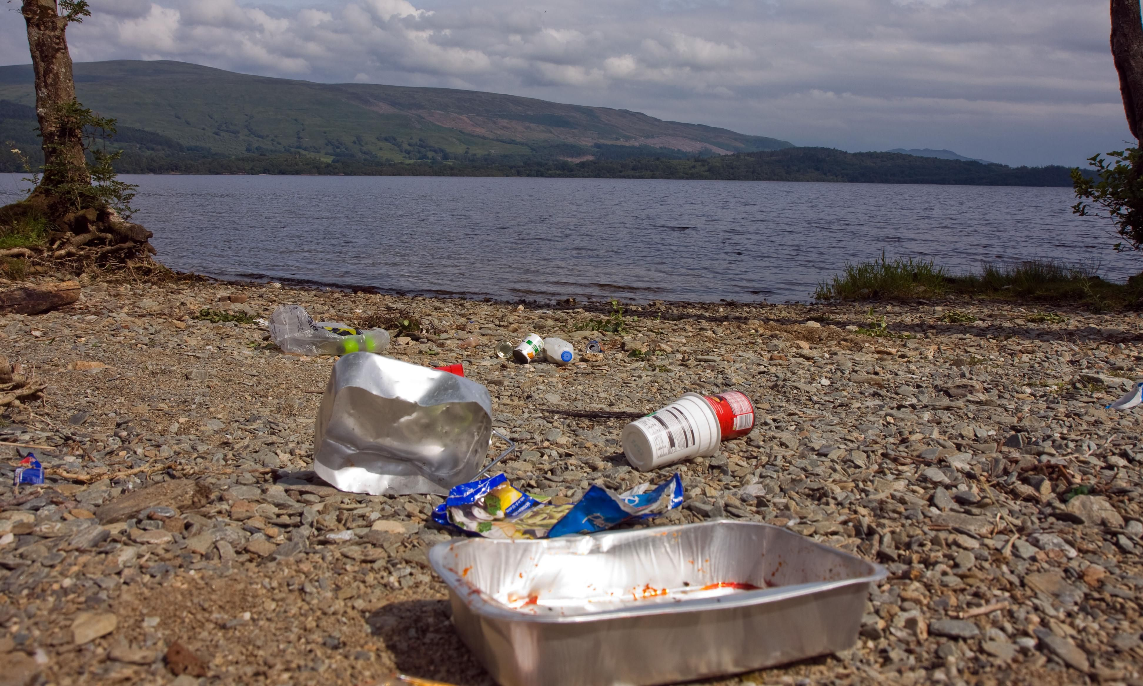 Loch Lomond's wild camping ban is a backwards and short ...