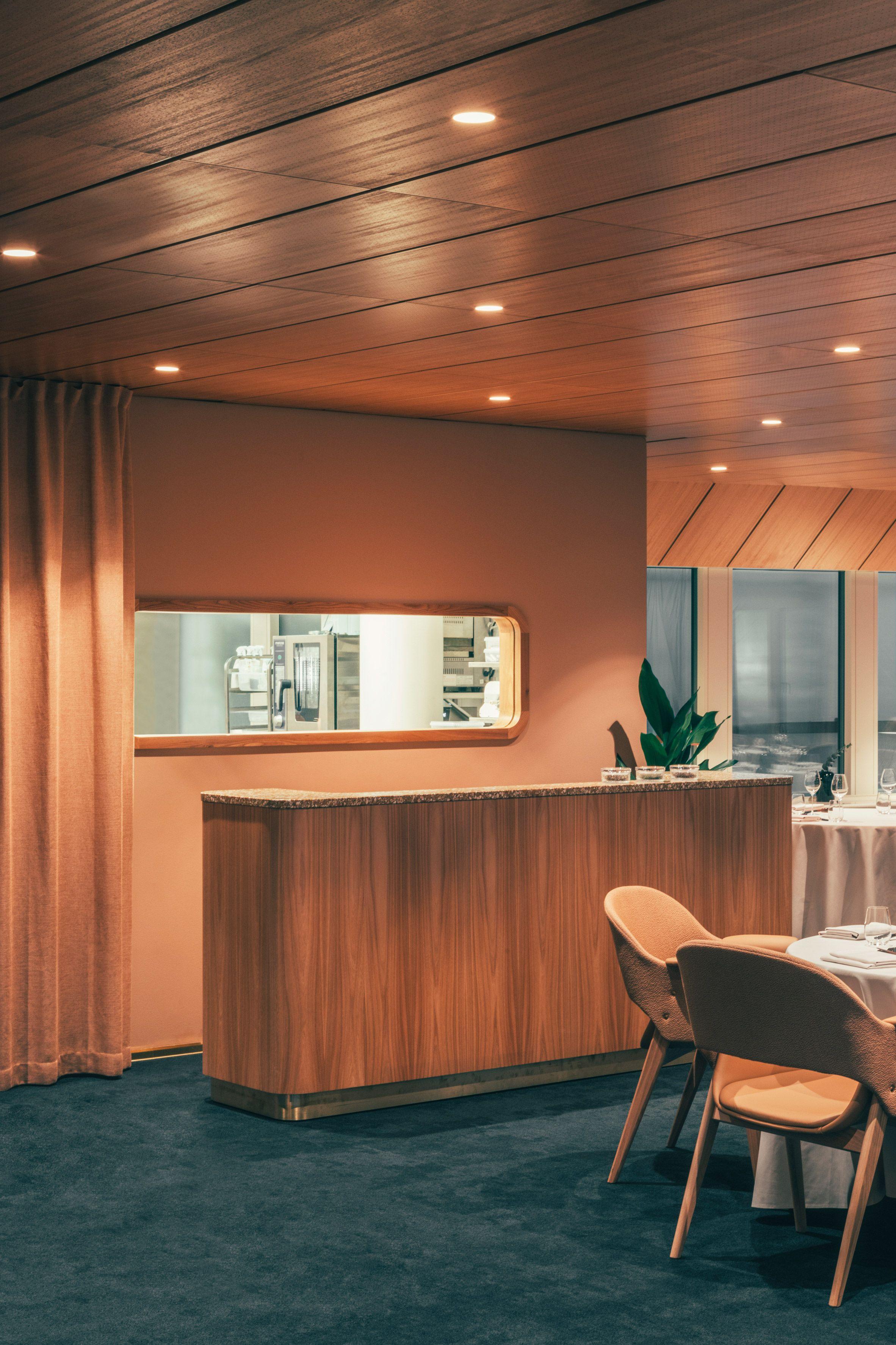 The Hotel Palace restaurant, Helsinki by Note Design Studio. Modern ...