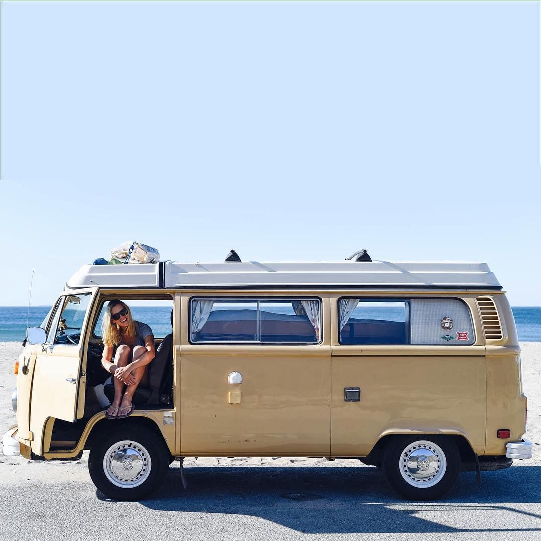 any trip up the pacific coast highway is awesome vw bus. Black Bedroom Furniture Sets. Home Design Ideas