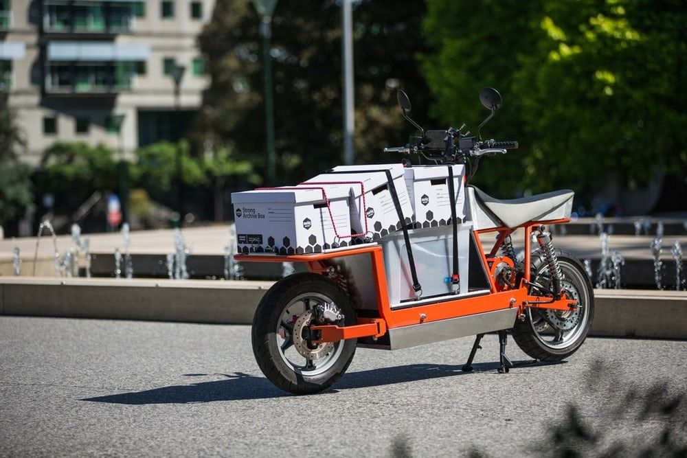 Review Escargo Electric Cargo Bike Is One Heck Of A Strange Ride