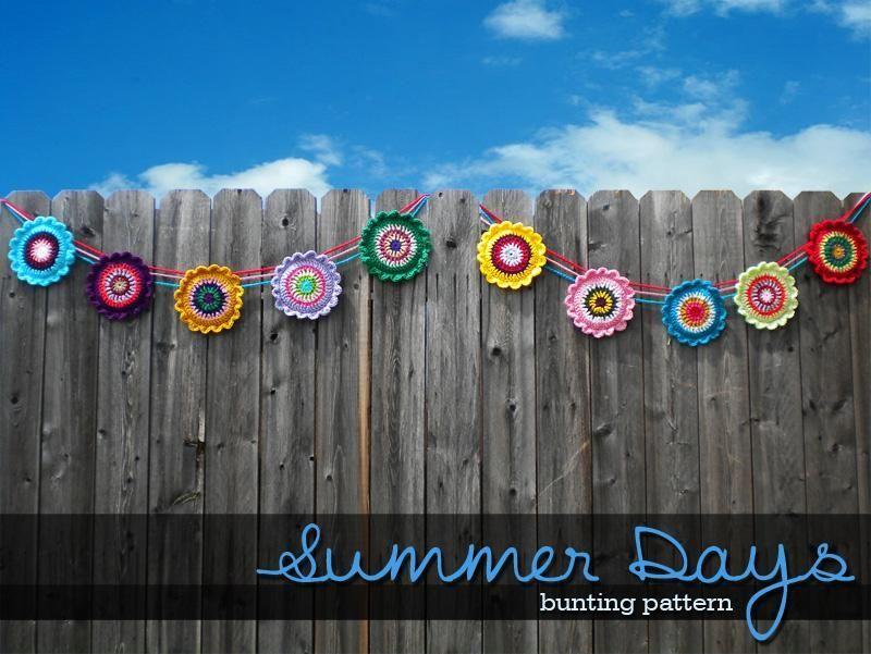 Summer Days Bunting