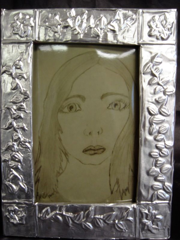 Mexican Tin Frames - Ms. Campbell\'s Classes | After School ARt ...