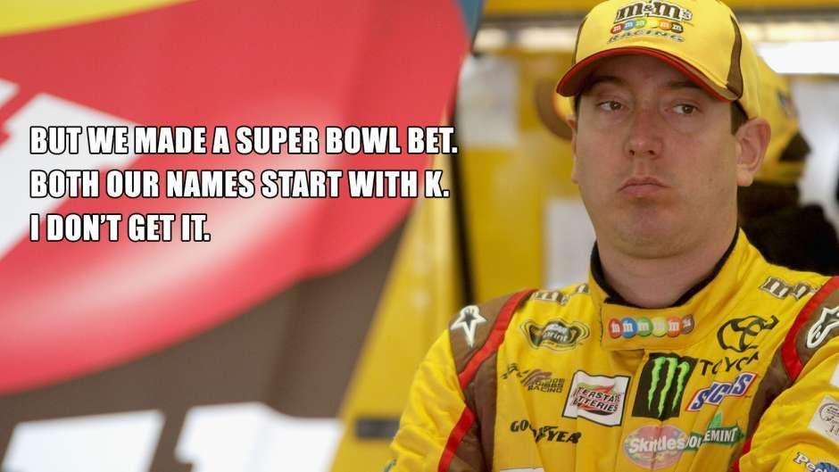 Photos The road back for Kyle Busch and Kasey Kahne