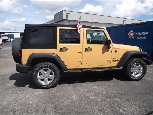 2014 Jeep Wrangler Unlimited Miami Lakes Fl 6538571 2014 Jeep Wrangler Jeep Wrangler Wrangler Unlimited