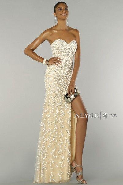 Prom Dresses For Short S Alyce Paris Style 6336 Best