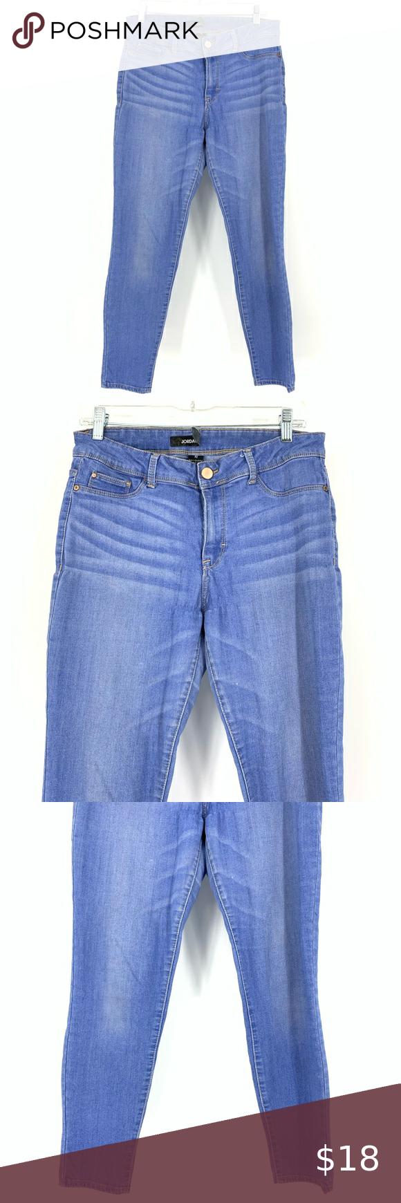 Jordache Super Skinny Light Blue Jeans Siz Jordache Super Skinny Light Blue Jeans Size 10 Description Button Light Blue Jeans Womens Jeans Skinny Super Skinny