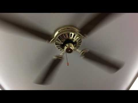 Ceiling fans in my house running on all speeds escob ceiling aloadofball Images