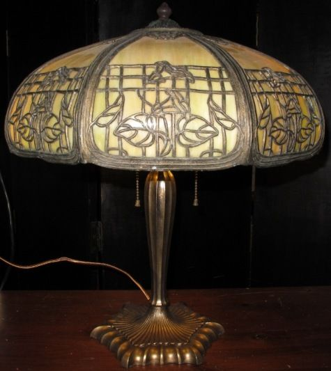 Slag Lamp By Empire Quality Lamps Of Chicago 20