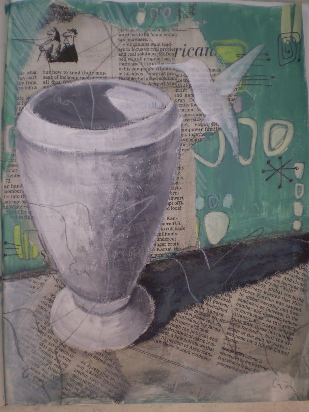 Teacher+Sample+2.jpg]   Art.   Pinterest   Art lessons, High school ...