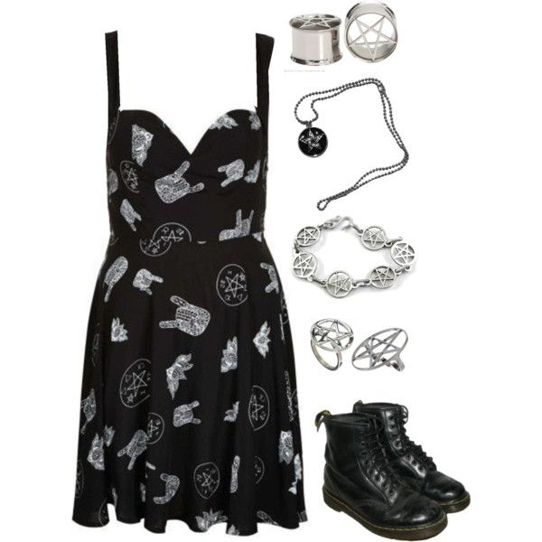 """""""Untitled #1108"""" by bvb3666 on Polyvore"""